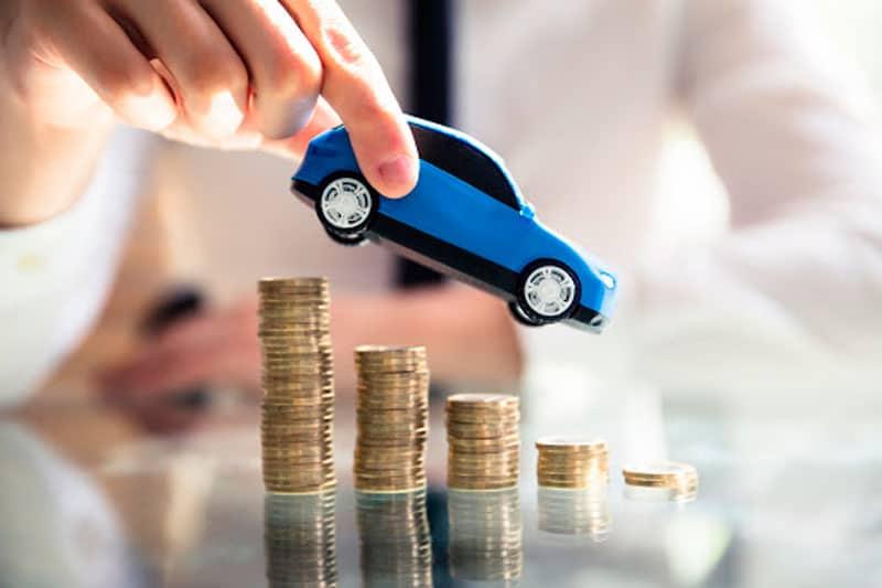 empeñar el coche por dinero