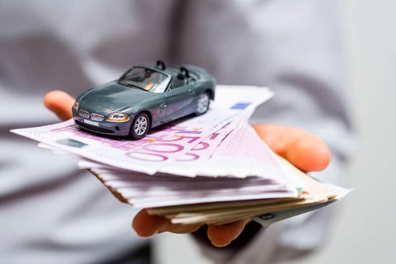 solicitar un préstamo por tu coche